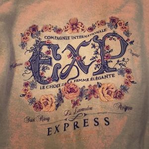 Vintage express sweater